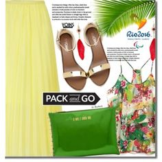 Yoins Pack and Go: Rio