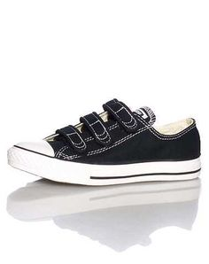 #FashionVault #converse #Boys #Footwear - Check this : CONVERSE BOYS Black Footwear / Casual for $19.95 USD