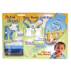 Baby Buddy Gift Pack – Blue « Game Searches