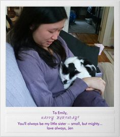 happy 27th birthday to my sister emily (card from paperless post guest starring mr. humphrey)