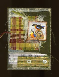 another fabric collage