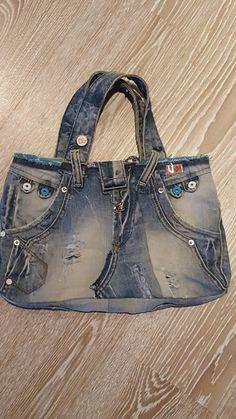 Jeans reused