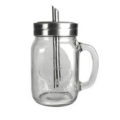 Go for a little nostalgia in your kitchen and add the Artland Masonware Retro Sugar Dispenser for sweetening drinks in diner style. The sugar dispenser. Mason Jar Dispenser, Sugar Dispenser, Rustic Tabletop, Mason Jars, Jar Design, Stainless Steel Dishwasher, Hand Blown Glass, Canisters, Jars