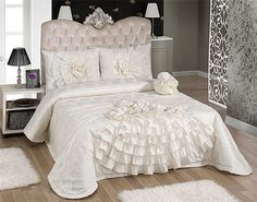 How to choose a bedspread for bedroom-10