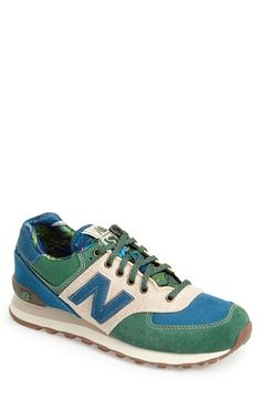 New Balance '574 - Botanical Garden Collection' Sneaker (Men) available at #Nordstrom