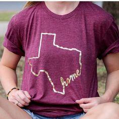 Texas is Home T-Shirt | Texas Highways
