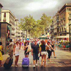 #Rambla #Barcelona