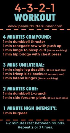 1527 best fitness images in 2019 exercises, fitness exercises20 (or 30) minute total body dumbbell workout fitness goals a workout playlist (peanut butter runner)