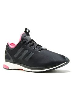 adidas Originals - ZX Flux Tech NPS, sneakers, shoes, footwear, women, girl, trend, fashion, style, outfit, clothing, outwear, summer, spring, 2017, official, accessories,street, streetammo, nps, adidas, originals, adidas originals, black, sport, sportswear, streetwear,