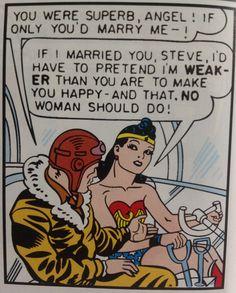 Wonder Woman #13 (1945) <-- *applauds vigorously*                                                                                                                                                                                 More