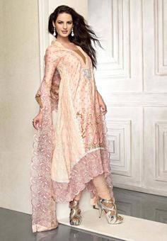 Pakistani fashion-shalwar kameez