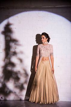 Pink and Gold Pakistani Couture, Indian Couture, Ethnic Fashion, Asian Fashion, Indian Dresses, Indian Outfits, Indian Look, Indian Style, Indian Bridal Wear