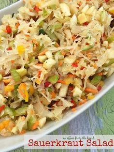 Sauerkraut Salad - An Affair from the Heart