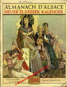 Almanach d'Alsace, Neuer Elsäesser Kalender 1948