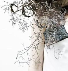 One of my top 5 favourite makers - Hanna Hedman: Jewellery (this piece 2007-2008). Photography: Sanna Lindberg. Sanna Lindberg perfectly captures in her beautiful photographs the exceptional, unique, sculptural jewellery of the amazing Hanna Hedman. Visit www.hannahhedman.com.