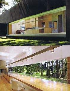 Patkau architect - Linear House