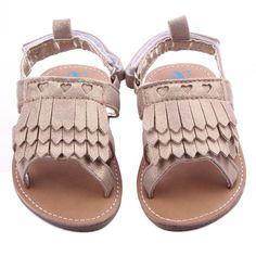 >> Click to Buy << 2016 new baby shoes Baby summer Tassel Toddler  Princess First Walkers Girls Kid Shoes infantil Krystal #Affiliate
