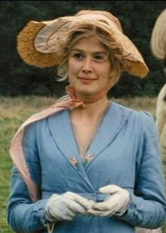 Rosamund Pike (Jane Bennet) - Pride & Prejudice (2005) directed by Joe Wright #janeausten