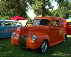 40 ford panel truck...Re-pin brought to you by agents of #Carinsurance at #HouseofInsurance in Eugene, Oregon...Call for a Quote 541-345-4191