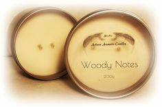 Juvelee Artisan Aromatic Woody Notes Triple Scented Hand Poured Soy Wax Candles 200g} FREE SHIPPING by Juvelee on Etsy