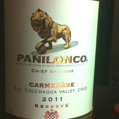 $4 red wine from Chili. Great value.  I can drink this mid week. Find it at trader joes