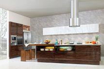 kitchen cabinet-Products-Kitchen Cabinets-DEBAO