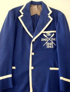 THRIFT SCORE...and more...: vintage Rowing Club...