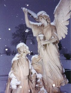 """New Calvary cemetery-Michigan                            '""""Silently, one by one, in the infinite meadows of heaven....Blossomed the lovely stars, the forget-me-nots of the angels."""" - Henry Wadsworth Longfellow"""
