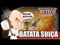 Comidas de Buteco Como fazer batata suiça (rosti)