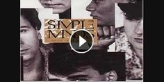 "Simple Minds  -  ""Alive and Kicking""  1985"
