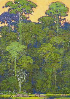 Hiroo Isono #tree #art