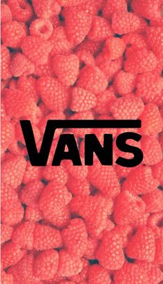 Many White Vans Logo in Black Background HD Wallpapers