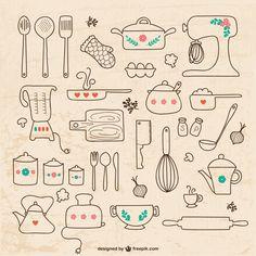 Chá-bar, chá de cozinha, chá de panela, chá de bar-nela… Qualquer que seja o seu… Sketch Notes, Doodle Drawings, Bullet Journal Inspiration, Zentangles, Graphic, Embroidery Patterns, Illustration, Vector Free, How To Draw Hands