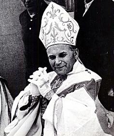 Cardinal Wojtyła in Krakow