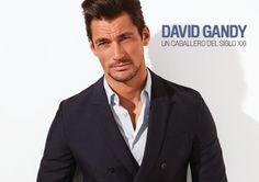 David Gandy for GQ Style Magazine Mexico April 2014