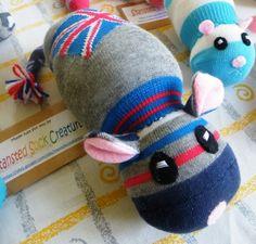 Sock Chinchilla