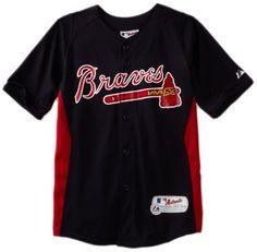 Atlanta Braves Batting Practice Jerseys