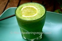 Youth in a Glass « Mouthwatering Vegan Recipes™