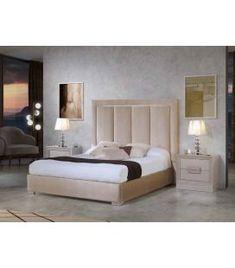Comprar online Cabecero tapizado Moderno Modelo LEVANTE Bed, Furniture, Home Decor, Model, Home, Upholstered Headboards, Upholstered Beds, Bedroom Modern, Master Bedroom