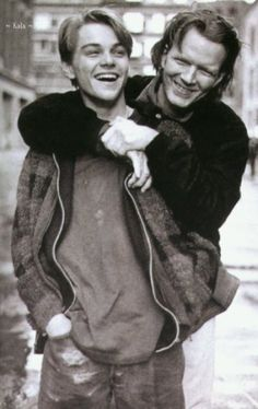 Jim Carroll and Leonardo DiCaprio, Basketball Diaries.