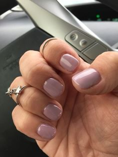 Fall Gel Nails Und Nail Colors For - NailsStock Fall Nails fall gel nails colors Fall Gel Nails, Short Gel Nails, Fall Acrylic Nails, Fall Nail Ideas Gel, Purple Gel Nails, Acrylic Gel, Manicure Ideas, Winter Nails, Spring Nails