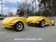 206 Best Prowler images in 2013 | Plymouth prowler, Cars