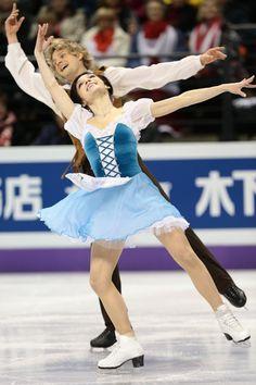 Meryl DAVIS / Charlie WHITE(USA) Ice Dance Short  2013 World Championships