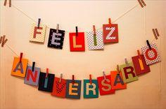 Trilhas de Luz: Feliz Aniversário Meu Amor