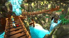 Funcom details Lego Minifigures Online's Pirate World - http://videogamedemons.com/funcom-details-lego-minifigures-onlines-pirate-world/