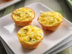 Mexican Quiches