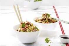«Fried Rice» kommt aus der südostasiatischen und chinesischen Küche. Er lässt sich ganz nach Belieben immer wieder neu variieren.