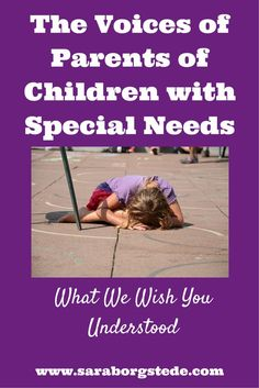 Please read! What special needs moms want you to know Special Needs Parents Special Needs Kids Quotes Family