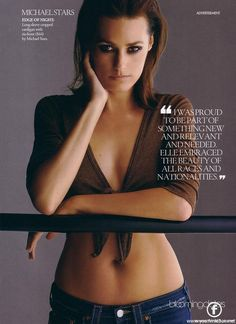Former Model Yasmin Le Bon Comes Clean about her Body Image and ...