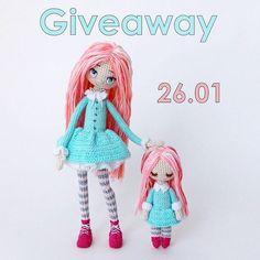 Yulia, happy dollmaker✌ @mint.bunny Giveaway! (Englis...Instagram photo | Websta (Webstagram)